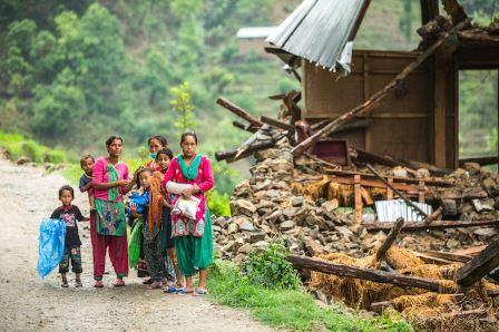 Rebuilding Livelihoods, Building Back Better Key for Nepal, Says ADB Vice-President