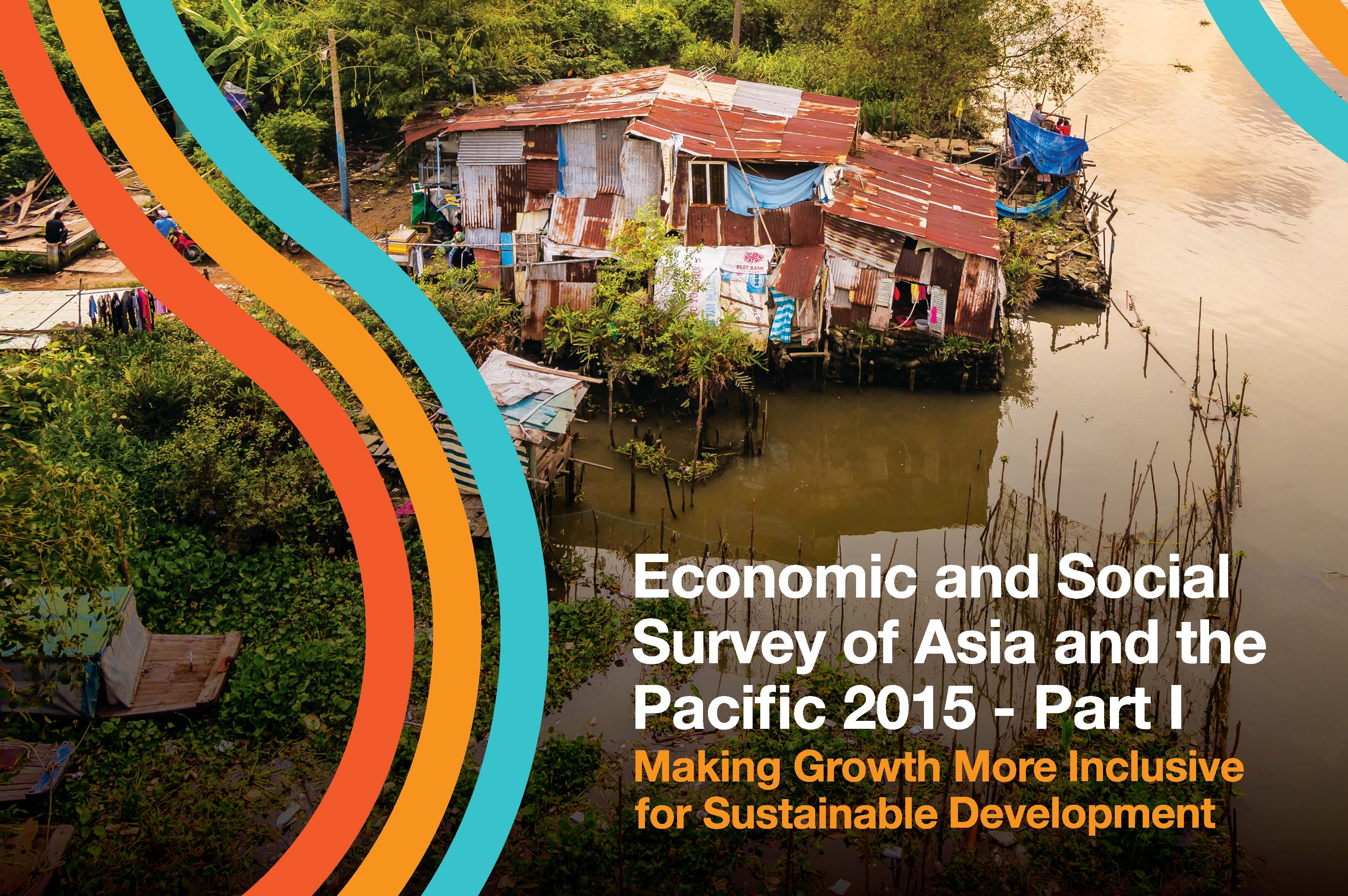 Launch of the Economic and Social Survey of Asia and the Pacific 2015