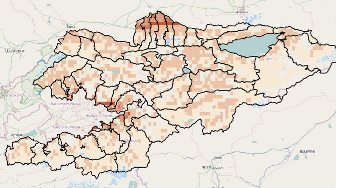 Kyrgyzstan Spatial featured as a cutting-edge top solution that save lives in humanitarian response and disaster relief