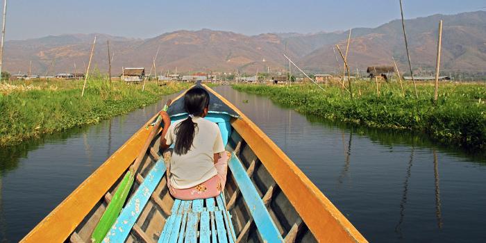 Revitalizing Agriculture in Rural Myanmar