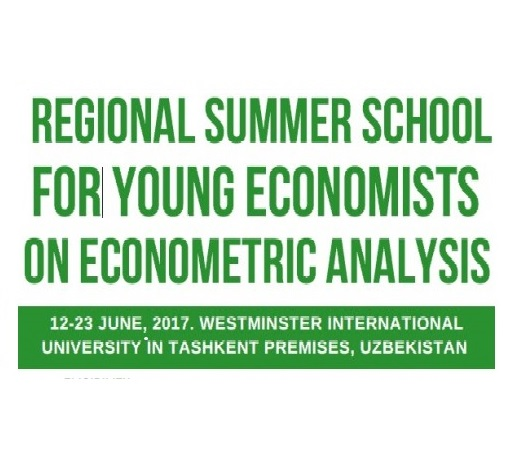 Regional Training Course on Applied Econometric Analysis for Young Researchers